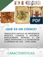 Codices Exposicion