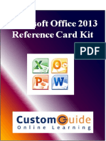 Microsoft office reference cards.pdf