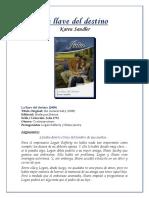 Sandler Karen - La Llave Del Destino