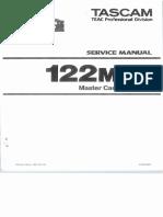 Tascam TEAC 122MKII Master Cassette Deck.pdf