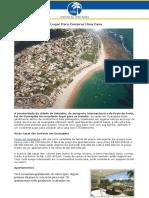 Guarajuba Um Bom Lugar Para Comprar Uma Casa