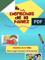 Presentación - Derechos de La Niñez - Cieets 2015