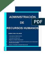 Administracion de Rr.hh - Libro Word Lic Sabino Villegas