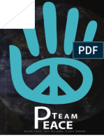 Team Peace Proposal