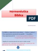 Hermenéutica - Presupuestos