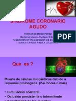 Cahrla Sindrome Coronario Agudo