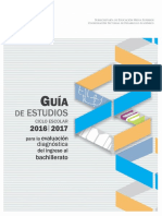 Guia de Estudios 2016-2017