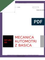 1 Cuestionario de Mecanica Automotriz