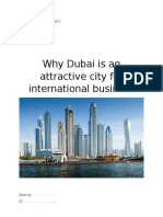 Why Dubai is Attractive City for International Business v-1