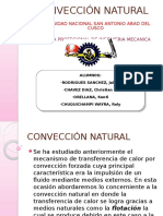 Conveccion Natural
