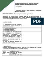 TÉCNICAS Y REGLAS PARA LA ELABORACIÓN DE DISERTACIONES (3).doc