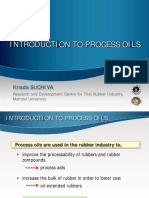 Introduction to Process Oils