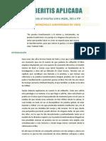 Wilberitis Aplicada, Stuart McNicholls, 2004 Curva de Aprendizje