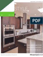 Albuquerque Journal HomeStyle 05/22/2016