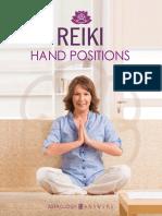Reiki Hands Positions- Posición para las manos
