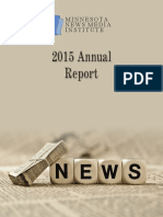 2015 MNI Annual Report