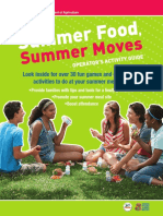 Summer Food Summer Moves Guide
