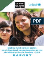 Norme Sociale Adolescenti