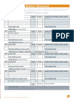 di and dii worksheet
