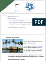 IARF E Bulletin May 2010