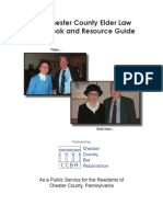 The Chester County Elder Law Handbook and Resource Guide