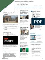 Noticias Principales de Colombia y El Mundo - Noticias - ELTIEMPO 2016may23