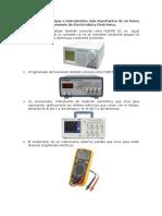 Elementos de Laboratorio de Electricidad