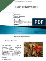 Clase No 3, Recursos Renovables.pptx