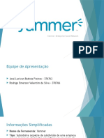 Slide de Apresentação - Yammer
