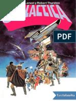 Galactica - Robert Thurston