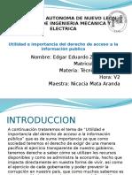 Utilidad e importancia del derecho de acceso a la informacion publica (presentacion).pptx