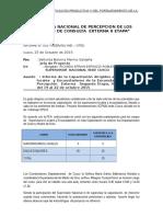 Imforme de La Capacitacion Sede Cusco 2