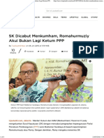 SK Dicabut Menkumham, Romi Akui Bukan Lagi Ketum PPP.pdf