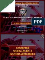 Clase 02 Ingenieria Economica