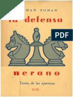 La Defensa Merano - Roman Torán