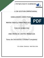 PORTADA 1er. GESTION