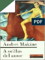 A Orillas Del Amor - Andrei Makine