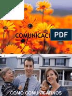 COMUNICACIÓN Con Nuesttros Hijos