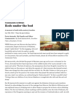 Reds under the bed   The Economist