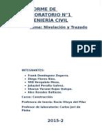 Informe01 Del Laboratorio de Construcción