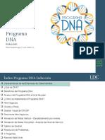 DNA - Inducción
