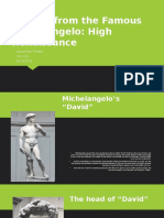 The Art from the Famous Michelangelo - POWERPOINT.pptx