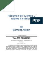 Resumen de cuentos y relatos históricos