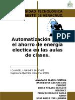 Automatización para el ahorro de energía electica en un aula de clases.docx