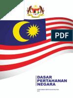 DASAR PERTAHANAN MALAYSIA / MALAYSIA DEFENCE WHITE PAPER