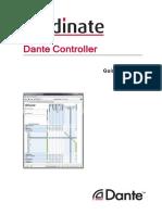 Dante Controller MANUAL ESPAÑOL (AEQ)