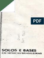 Solos & Bases Em Músicas Brasileira_Vol_1.2&3