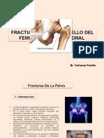 Fracturas de Pelvis%2c Cuello Del Femur y Diafisis Femoral
