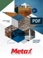 Catalogo Metax Plataformas