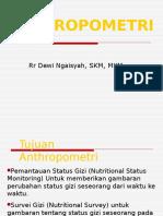 3. ANTROPOMETRI